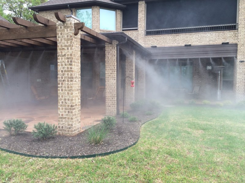 Misting System Winterizing : Exposed archives coachella valley misting