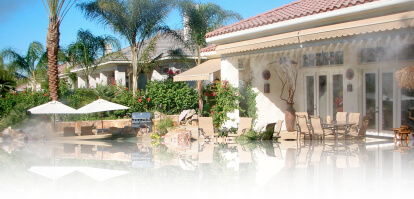 Palm Desert Misting Systems