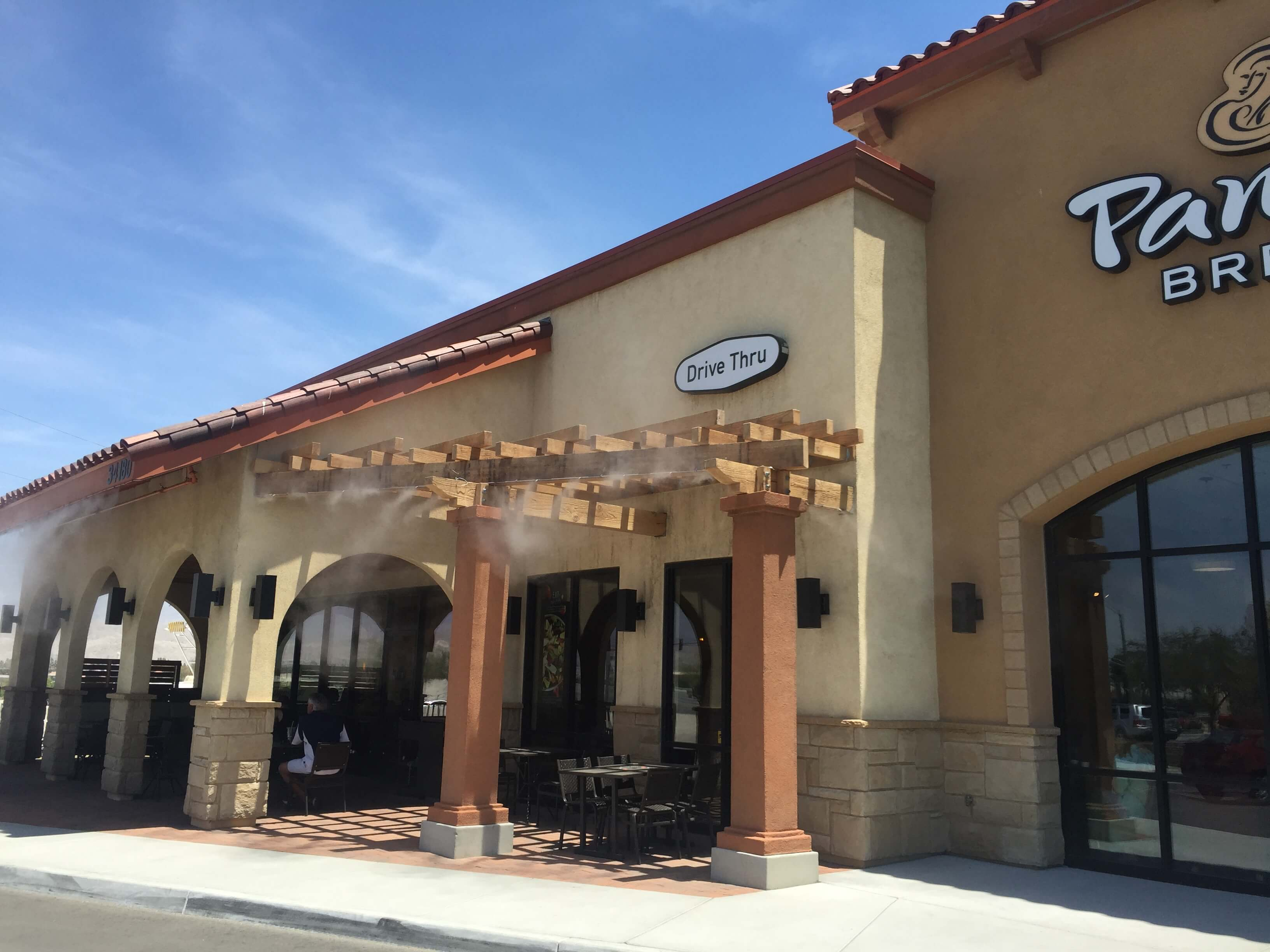 A Not So Hot Lunch At Panera Palm Desert Coachella