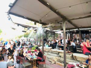 Jackalope Restaurant Commercial Misting System La Quinta