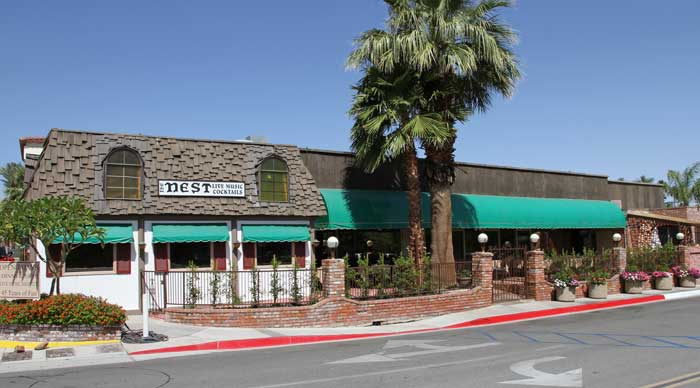 Patio Misters The Nest Indian Wells